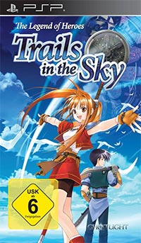 The Legend of Heroes: Trails in the Sky ok�adka