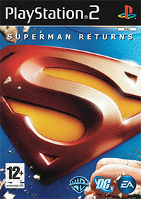 Okładka Superman Returns: The Videogame (PS2)