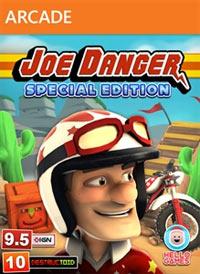 Gra Joe Danger (XBOX 360)