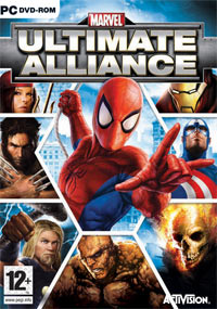 Gra Marvel: Ultimate Alliance (PC)