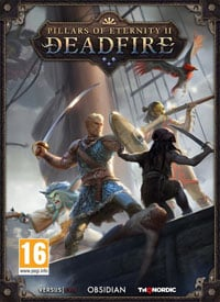Okładka Pillars of Eternity II: Deadfire (PC)