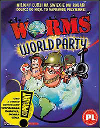 Gra Worms World Party (PC)