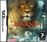 Okładka The Chronicles of Narnia: The Lion, The Witch and The Wardrobe (NDS)