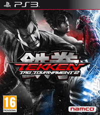 Game Tekken Tag Tournament 2 (X360) Cover