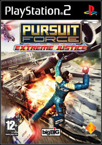 Okładka Pursuit Force: Extreme Justice (PS2)