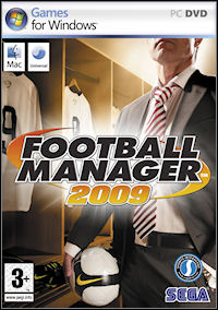 Worldwide Soccer Manager 2009 Game Box