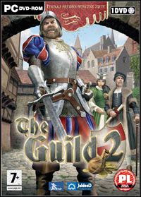 Okładka The Guild 2 (PC)