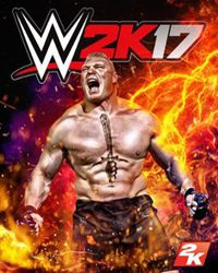 Game WWE 2K17 (PS4) Cover