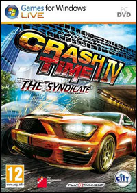 Game Crash Time IV: The Syndicate (X360) Cover