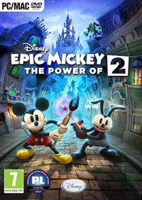 Gra Epic Mickey 2: The Power of Two (PC)
