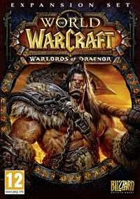 World of Warcraft: Warlords of Draenor Game Box