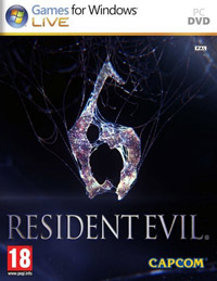 Game Resident Evil 6 (PS3) Cover
