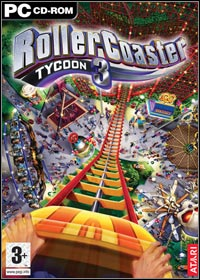 Gra RollerCoaster Tycoon 3 (PC)
