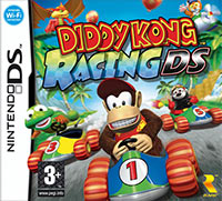 Okładka Diddy Kong Racing DS (NDS)