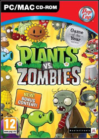 Gra Plants vs Zombies (PC)