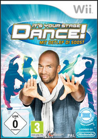 Dance! It's Your Stage (Wii) ok?adka