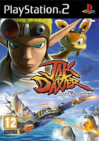 Jak and Daxter: The Lost Frontier Game Box