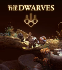 Game We Are The Dwarves (XONE) Cover