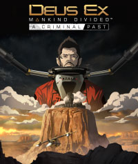 Game Deus Ex: Mankind Divided - A Criminal Past (PC) Cover