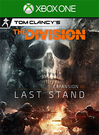 Game Tom Clancy's The Division: Last Stand (XONE) Cover