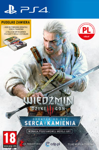 The Witcher 3: Hearts of Stone [PS4]