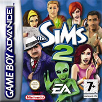 Game The Sims 2 (PC) Cover