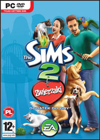 Gra The Sims 2: Pets (PC)