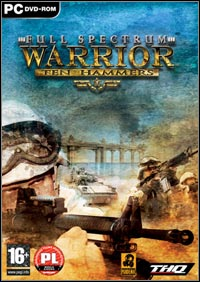 Okładka Full Spectrum Warrior: Ten Hammers (PC)