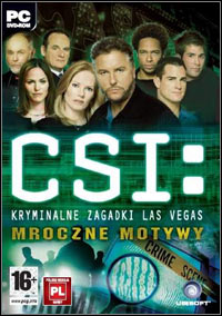 CSI: Crime Scene Investigation 2 - Dark Motives [PC]