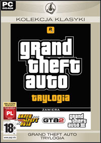 Gra Grand Theft Auto: Trylogia (PC)