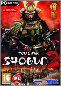 Total War: Shogun 2 Game Box