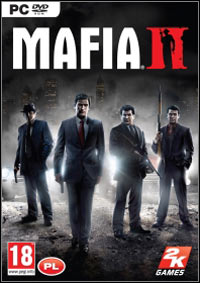Mafia II Game Box