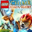 game LEGO Legends of Chima: Wyprawa Lavala