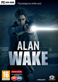 Game Alan Wake (X360) Cover