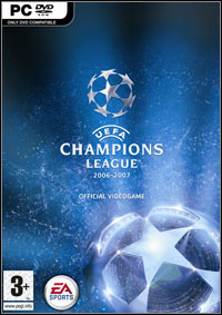 Game UEFA Champions League 2006-2007 (PC) Cover
