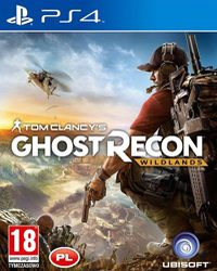 Okładka Tom Clancy's Ghost Recon: Wildlands (PS4)