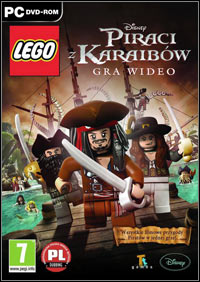 LEGO Pirates of the Caribbean: The Video Game Game Box