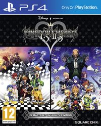 Game Kingdom Hearts HD 1.5 + 2.5 ReMIX (PS4) Cover