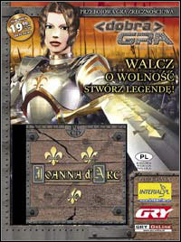 Okładka Wars and Warriors: Joan of Arc (PC)