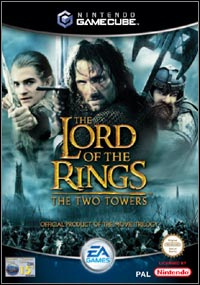 Game The Lord of the Rings: The Two Towers (GBA) Cover