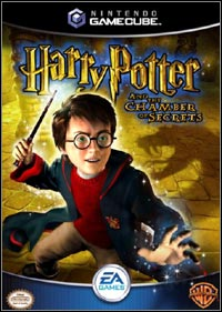 Game Harry Potter and the Chamber of Secrets (GCN) Cover