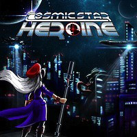 Game Cosmic Star Heroine (PSV) Cover