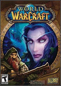 Okładka World of Warcraft (PC)