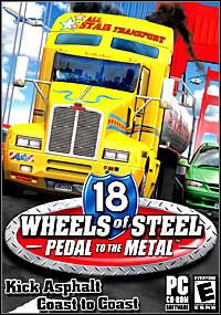 18 Wheels of Steel: Pedal to the Metal [PC]