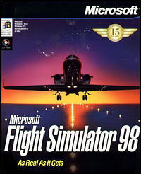 Gra Microsoft Flight Simulator 98 (PC)