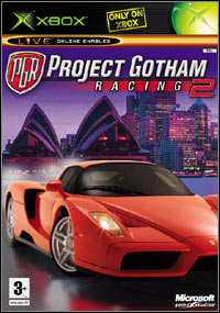 Okładka Project Gotham Racing 2 (XBOX)