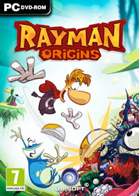 Game Rayman Origins (PC) Cover