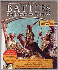 Game The Great Battles Collector's Edition (PC) Cover