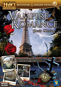 Gra A Vampire Romance: Paris Stories (PC)