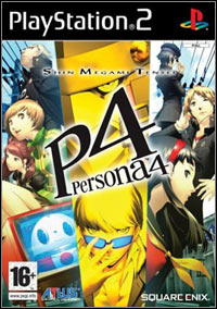 Game Persona 4 (PS2) Cover